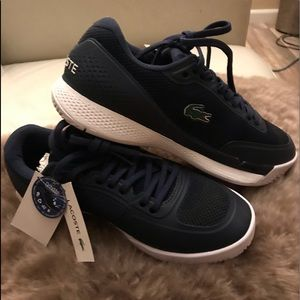 Shoes - Lacoste tennis shoes from the Miami Open!size 6